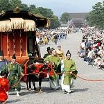 京都 時代祭の歴史は?2015の日程は?穴場スポットは?