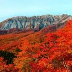 鳥取大山紅葉2015見ごろ時期!紅葉スポットはどこ?
